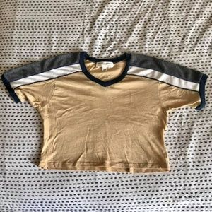 Urban Outfitters Cropped T-Shirt, Size XS